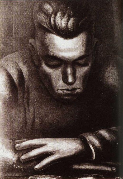 Por David Alfaro Siqueiros (1931)