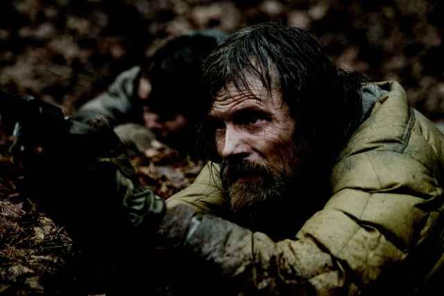Viggo Mortensen, en la adaptación de la novela hecha por John Hillcoat en el 2008.